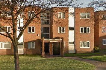 Thumbnail 2 bed flat to rent in Exhall Court, 130 North Park Road