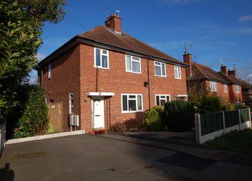 Thumbnail 3 bed semi-detached house for sale in Caslon Crescent, Norton