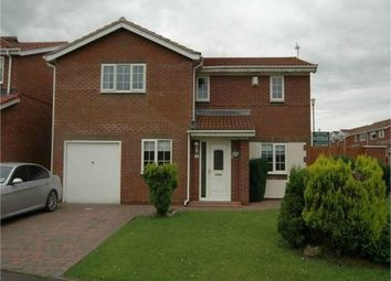 Thumbnail 3 bed detached house to rent in Woburn Drive, Broadway Grange, Sunderland, Tyne And Wear