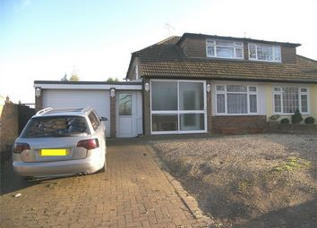 Thumbnail 3 bed semi-detached house for sale in Sunnybank Road, Potters Bar