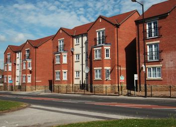 Thumbnail 2 bedroom flat for sale in Sheraton Court, Armthorpe Road, Doncaster