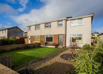 Thumbnail 4 bed semi-detached house for sale in 17 Millfield Gardens, Erskine