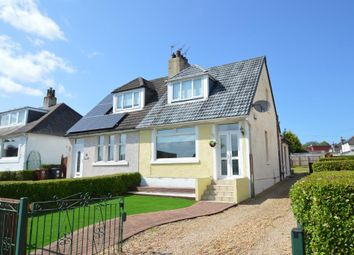 Thumbnail 3 bed semi-detached house for sale in Cardowan Drive, Stepps, Glasgow