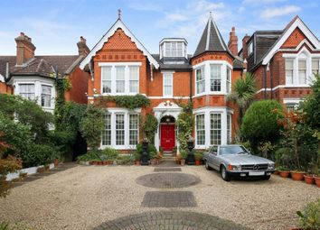 Thumbnail 9 bed detached house for sale in Park Hill, London