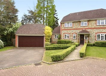 Thumbnail 5 bed detached house for sale in Turpins Rise, Windlesham, Surrey