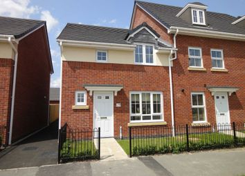Thumbnail 3 bed end terrace house for sale in Moran Drive, Great Sankey, Warrington