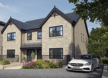 Thumbnail 4 bed semi-detached house for sale in Clarence Road, Horsforth, Leeds