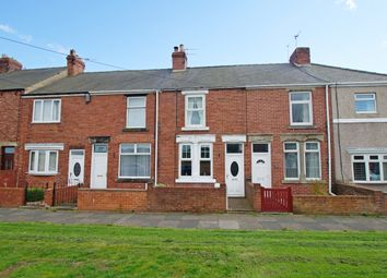 Thumbnail 1 bed terraced house for sale in Clifford Street, Langley Park, Durham