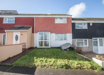 Thumbnail 2 bed terraced house for sale in Grimspound Close, Plymouth