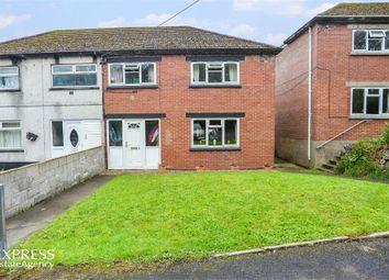 Thumbnail 3 bed semi-detached house for sale in Golwg Yr Ddinas, Pentregwenlais, Llandybie, Ammanford, Carmarthenshire