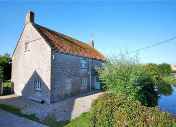 Thumbnail 6 bed farmhouse for sale in Lower Godney, Wells