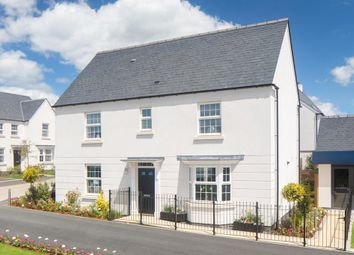 "Thumbnail 4 bed detached house for sale in ""Layton"" at Redmoor Close, Tavistock"