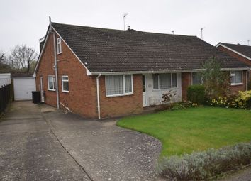 Thumbnail 4 bed semi-detached house for sale in Goswell End Road, Harlington, Dunstable