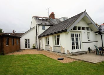 Thumbnail 4 bed semi-detached house for sale in North Stroud Lane, Petersfield