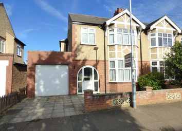Thumbnail 5 bed semi-detached house for sale in Kempston, Beds