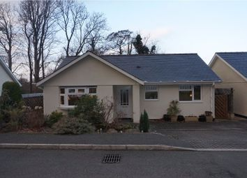 Thumbnail 3 bed detached bungalow for sale in Coed Artro, Llanbedr