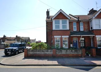 Thumbnail 1 bed flat for sale in Channel View Road, Eastbourne