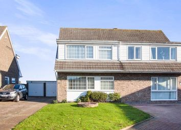 Thumbnail 3 bed semi-detached house for sale in Newlands, Whitfield, Dover, Kent