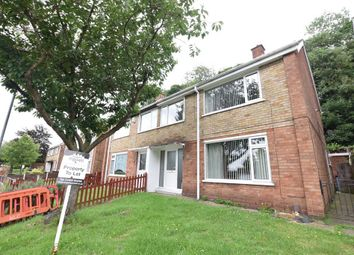 Thumbnail 3 bedroom semi-detached house for sale in Hardy Road, Scunthorpe