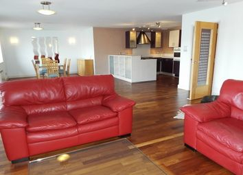 Thumbnail 2 bedroom flat to rent in Henke Court, Atlantic Wharf, Cardiff Bay