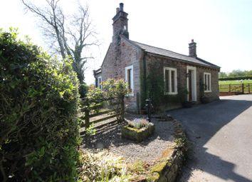 Thumbnail 2 bed detached bungalow for sale in Sebergham Castle Lodge, Welton, Carlisle, Cumbria
