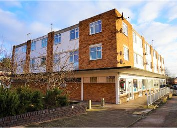 Thumbnail 1 bed flat for sale in Nevanthon Road, Leicester