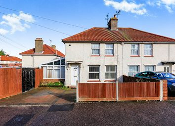 Thumbnail 2 bed semi-detached house for sale in Cowdray Square, Walmer, Deal