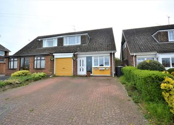 3 bed semi-detached house for sale in Meadow Close, Duston, Northampton NN5