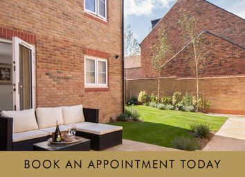 "Thumbnail 4 bedroom link-detached house for sale in ""The Willow - Plots 43 & 44"" at Red Admiral Street, Horsham"