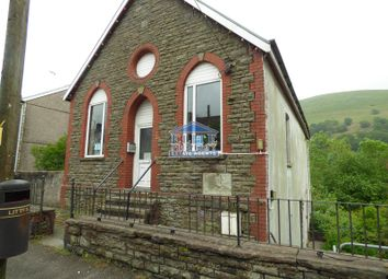 Thumbnail Detached house for sale in Dunraven Place, Ogmore Vale, Bridgend.