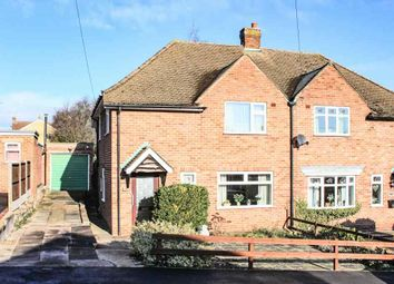 Thumbnail 3 bed semi-detached house for sale in Highfield Avenue, Melton Mowbray