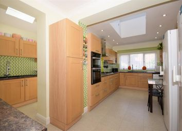 5 bed semi-detached house for sale in Gaynes Park Road, Upminster, Essex RM14