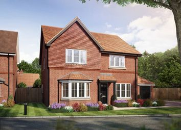 Thumbnail 3 bed detached house for sale in The Hambledon, Amlets Place, Cranleigh