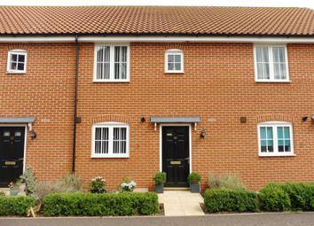 Thumbnail 3 bedroom terraced house for sale in Mill Lane, Aylsham, Norwich