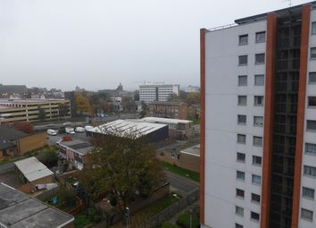 Thumbnail 2 bed flat for sale in Crispin Street, Northampton