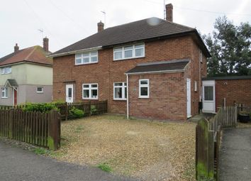 Thumbnail 2 bed semi-detached house for sale in Back Lane, Long Sutton, Spalding