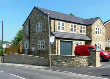 Thumbnail 5 bedroom detached house for sale in Knowler Hill, Liversedge, West Yorkshire.