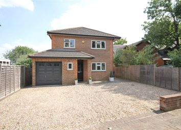 Thumbnail 4 bed detached house for sale in Greenways, Egham, Surrey
