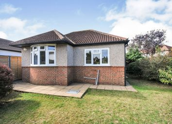 Thumbnail 2 bed detached bungalow for sale in Onslow Drive, Sidcup