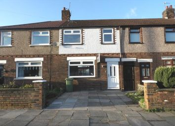 Thumbnail 3 bed terraced house for sale in Irwin Road, St. Helens, Merseyside