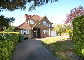 Thumbnail 4 bedroom detached house for sale in St Michaels Road, Broxbourne