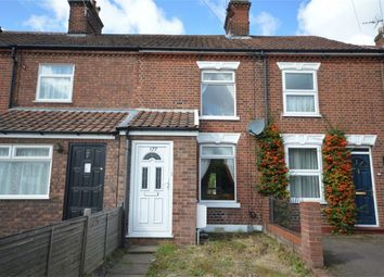 Thumbnail 3 bed terraced house for sale in Spixworth Road, Old Catton, Norwich