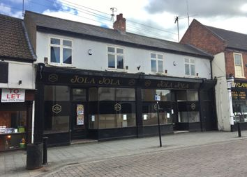 Thumbnail Retail premises for sale in Carter Gate, Newark