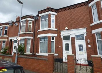 Thumbnail 3 bed terraced house for sale in Nile Street, Crewe