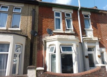 Thumbnail 3 bed terraced house for sale in Penhale Road, Fratton, Portsmouth, Hampshire