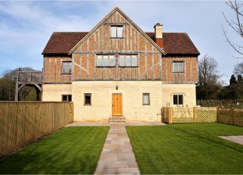 Thumbnail 4 bed semi-detached house to rent in Lilford, Peterborough