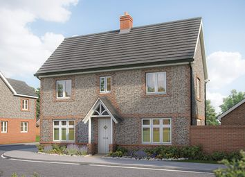 "Thumbnail 3 bed detached house for sale in ""The Spruce"" at Park Road, Hellingly, Hailsham"