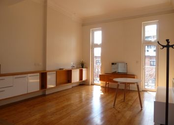 Thumbnail 1 bed flat to rent in Hackney Road, London