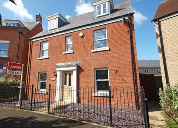 Thumbnail 5 bed detached house for sale in Kempton Close, Chesterton, Bicester