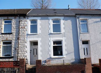 Thumbnail 3 bed terraced house for sale in Trealaw Road, Trealaw, Tonypandy